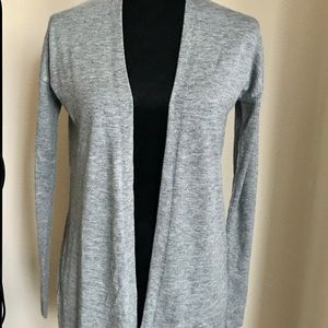 Open front cardigan, new with tags